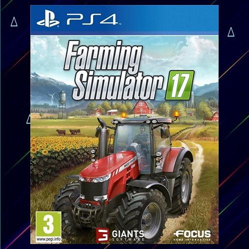 Farming Simulator 2017 - MidiaDigital (PS4)