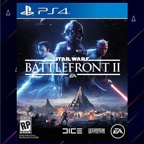 Star Wars Battlefront 2 - Midia Digital (PS4)