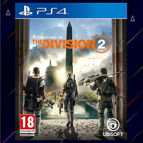 The Clancy's The Division 2 - Midia Digital (PS4)