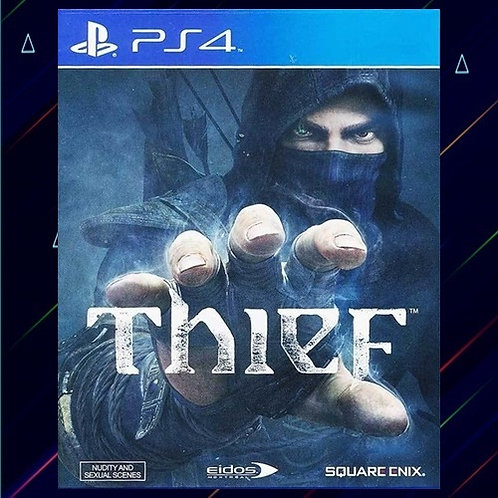 Thief - Midia Digital (PS4)