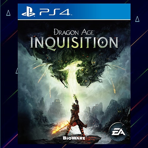DRAGON AGE INQUISITION - Midia Digital (PS4)