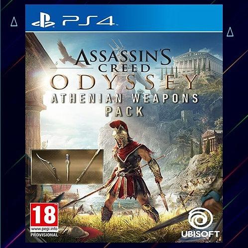 Assassins Creed Odyssey - Midia Digital (PS4)