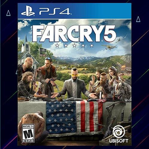 Far Cry 5 - Midia Digital (PS4)