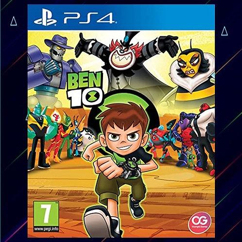 Ben 10 - Midia Digital (PS4)