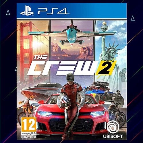 The Crew 2 - Midia Digital (PS4)