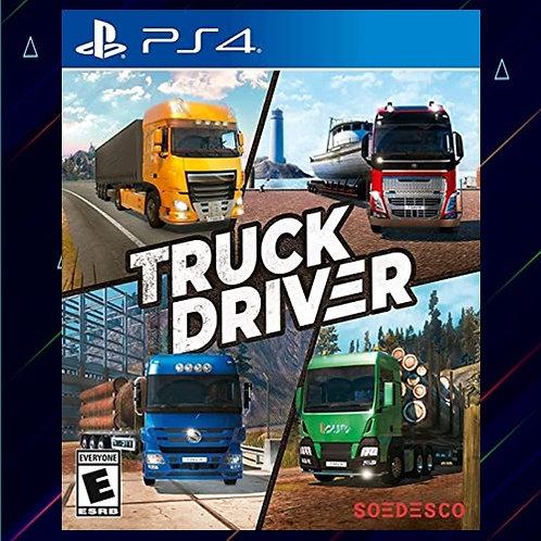 Truck  Driver - Midia Digital (PS4)