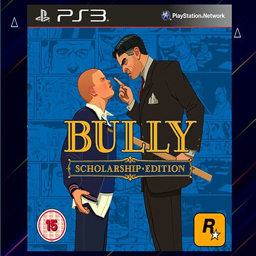Bully - Midia Digital (PS3)