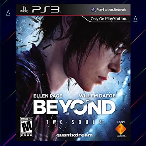 Beyond Two Souls - Midia Digital (PS3)