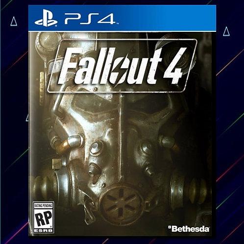 Fallout 4 - Midia Digital (PS4)