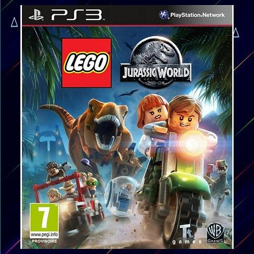 Lego Jurassic World - Midia Digital (PS3)