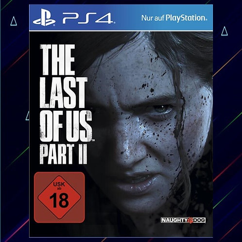 The Last of Us 2 - Midia Digital (PS4)
