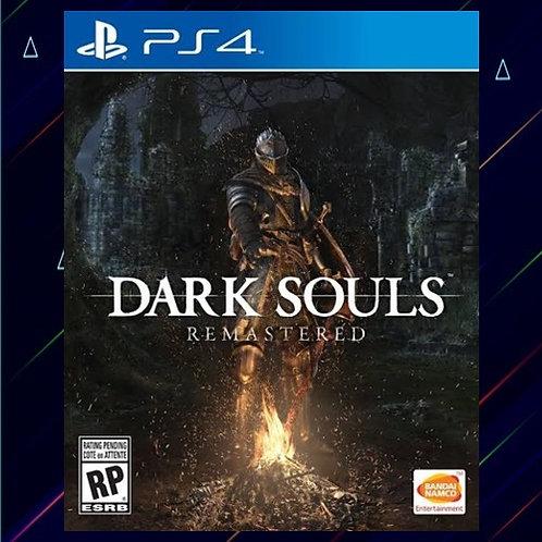 Dark Souls Remastered - Midia Digital (PS4)