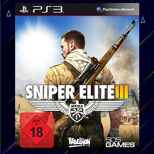 Sniper Elite 3 - Midia Digital (PS3)