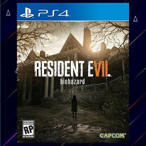 Resident Evil 7 - Midia Digital (PS4)