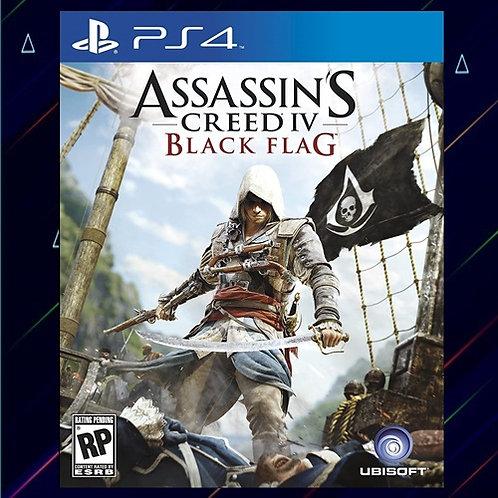 Assassins Creed 4: Black Flag - Midia Digital (PS4)