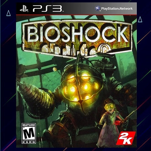 Bioshock - Midia Digital (PS3)