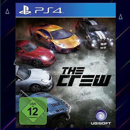 The Crew - Midia Digital (PS4)
