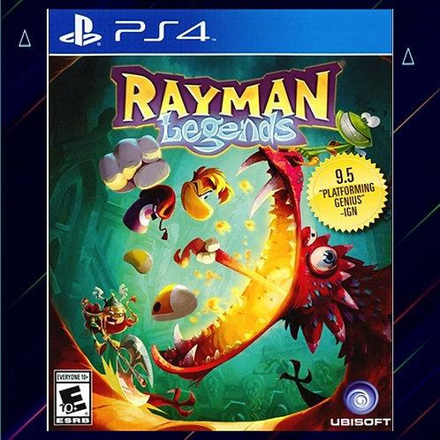Rayman Legends - Midia Digital (PS4)