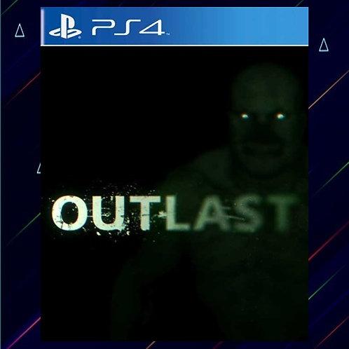 Outlast - Midia Digital (PS4)