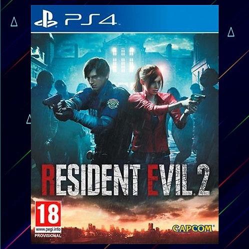 Resident Evil 2 - Midia Digital (PS4)