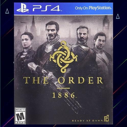 The Orden 1886 - Midia Digital (PS4)