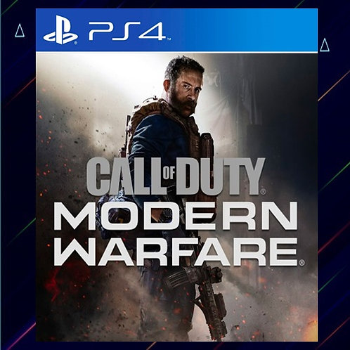 CALL OF DUTY MODERN WARFARE 2019 - Midia Digital (PS4)