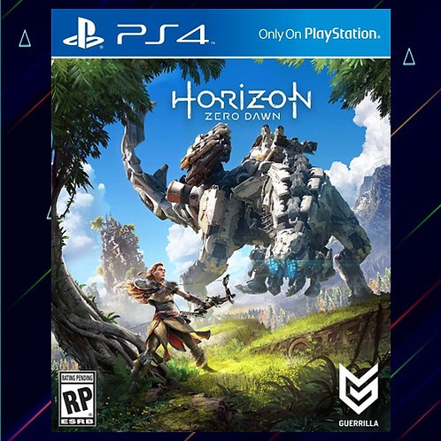 Horizon Zero Dawn - Midia Digital (PS4)