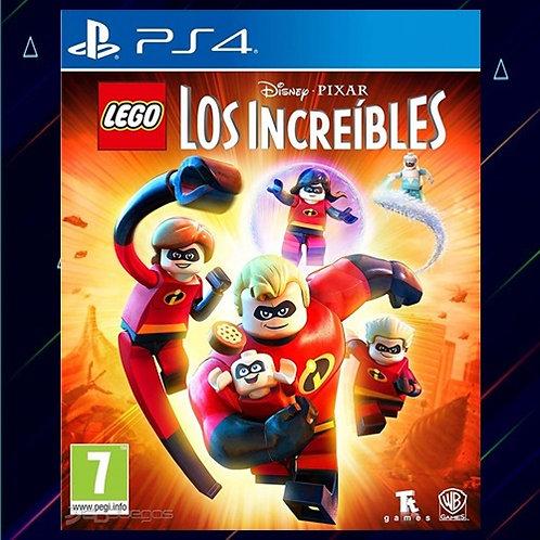 Lego Los Increibles - Midia Digital (PS4)