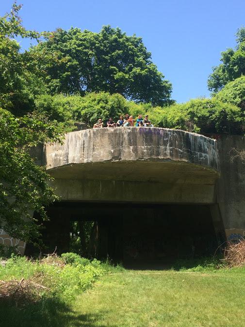 Bunker Roof