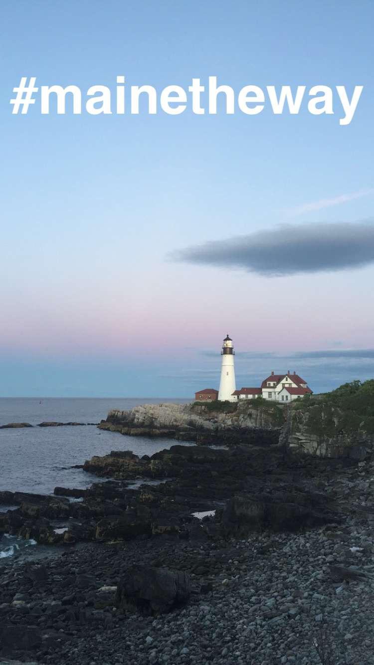 Portland Head Light -Photo: Jay