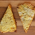 Ginger Scone