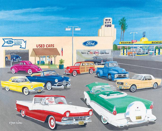 Mid City Ford, LA (1966)