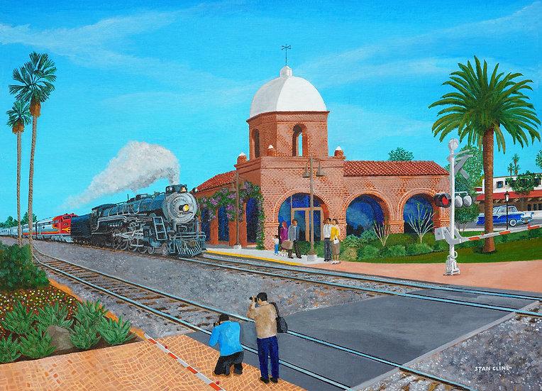 San Juan Capistrano Station (1956)