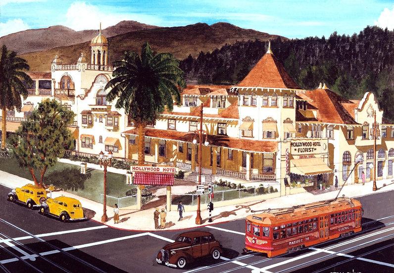 Hollywood Hotel (Hollywood & Highland) (1946)