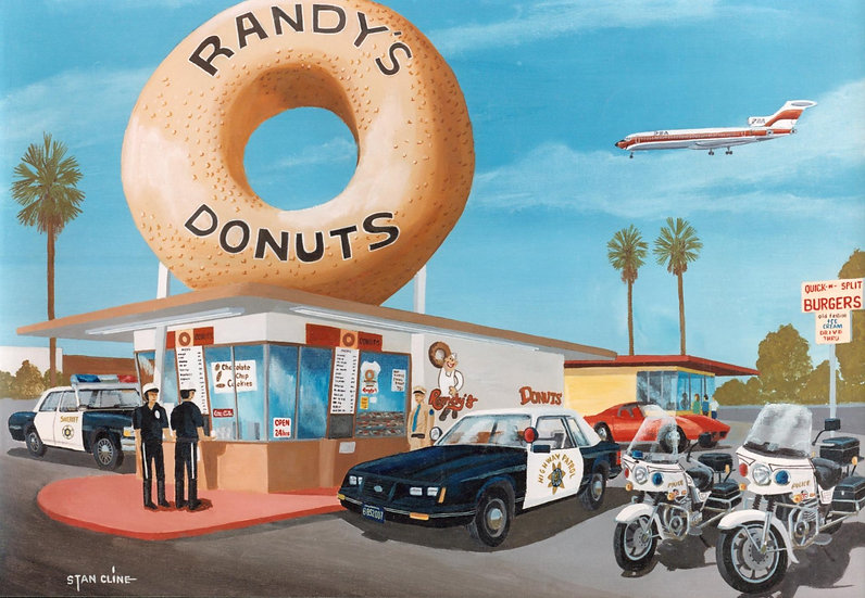 Randy's Donuts, Inglewood (1982)