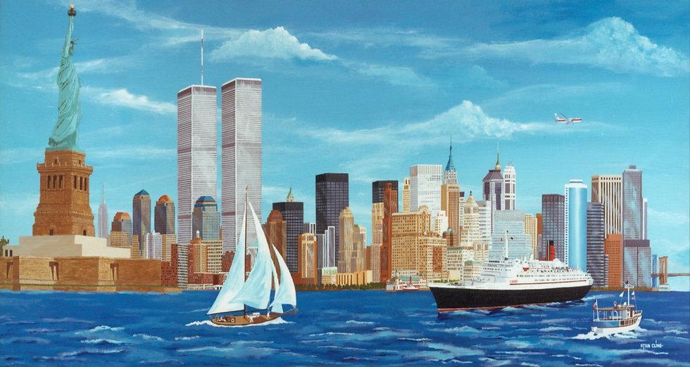 New York Skyline (1993)