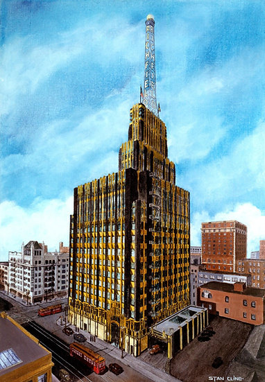 Richfield Bldg, Los Angeles (1931)