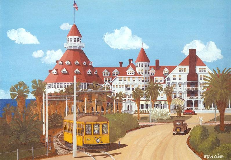 Hotel Del Coronado, San Diego (1925)