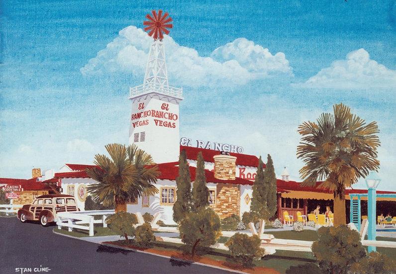 El Rancho Vegas, Las Vegas (1948)