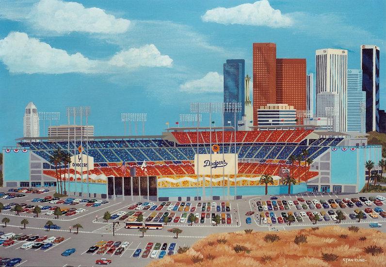 Dodger Stadium (Los Angeles Dodgers) (1988)