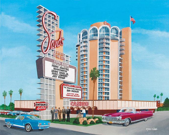 Sands Hotel, Las Vegas (1966)