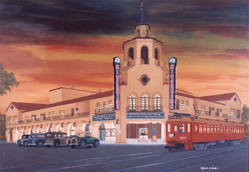 Fox Riverside Theater (1920)
