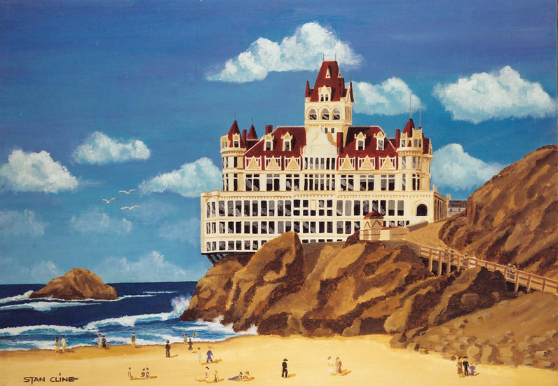 Cliff House, San Francisco (1898)