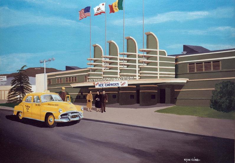Pan Pacific Auditorium, L.A. (1951)