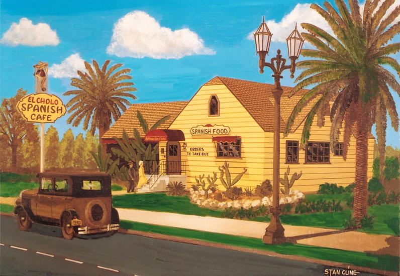 El Cholo Restaurant, L.A. (1931)