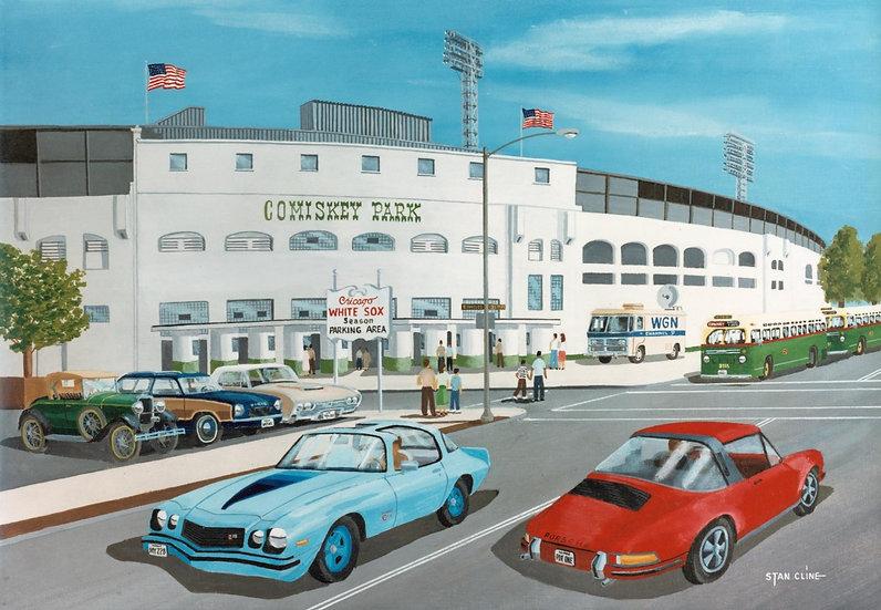 Comiskey Park (Chicago White Sox) (1975)