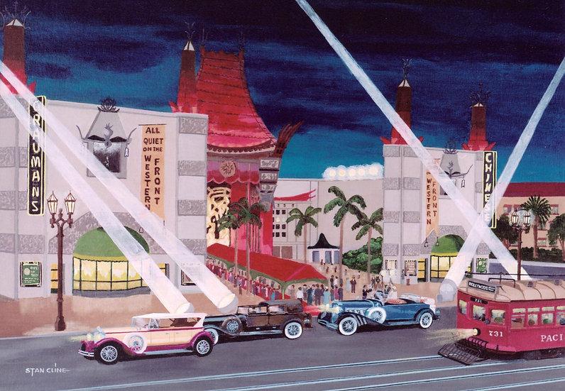 Grauman's Chinese, Hollywood (1930)
