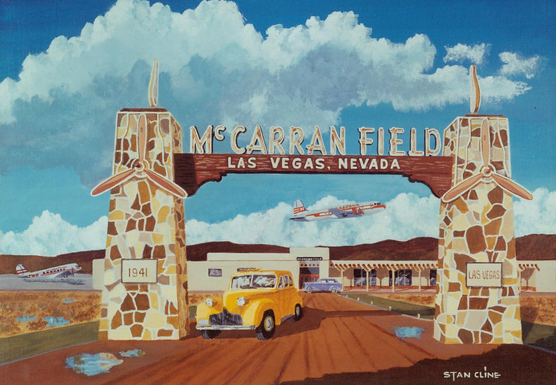 McCarran Field (1949)