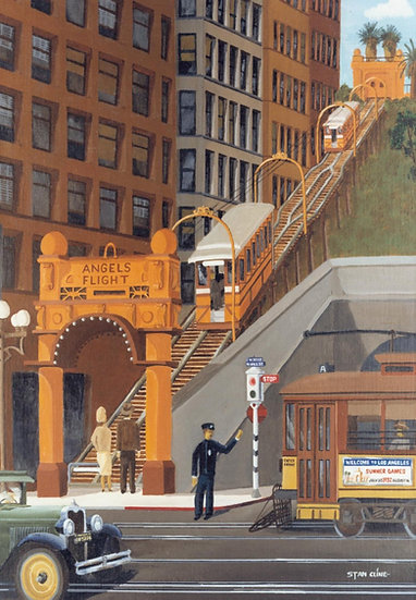Angels Flight, Los Angeles (1932)