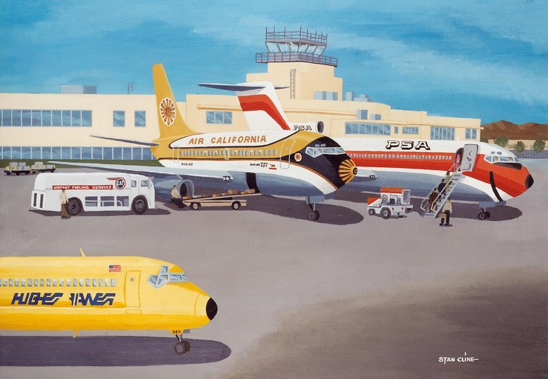 Hollywood/Burbank Airport (1971)